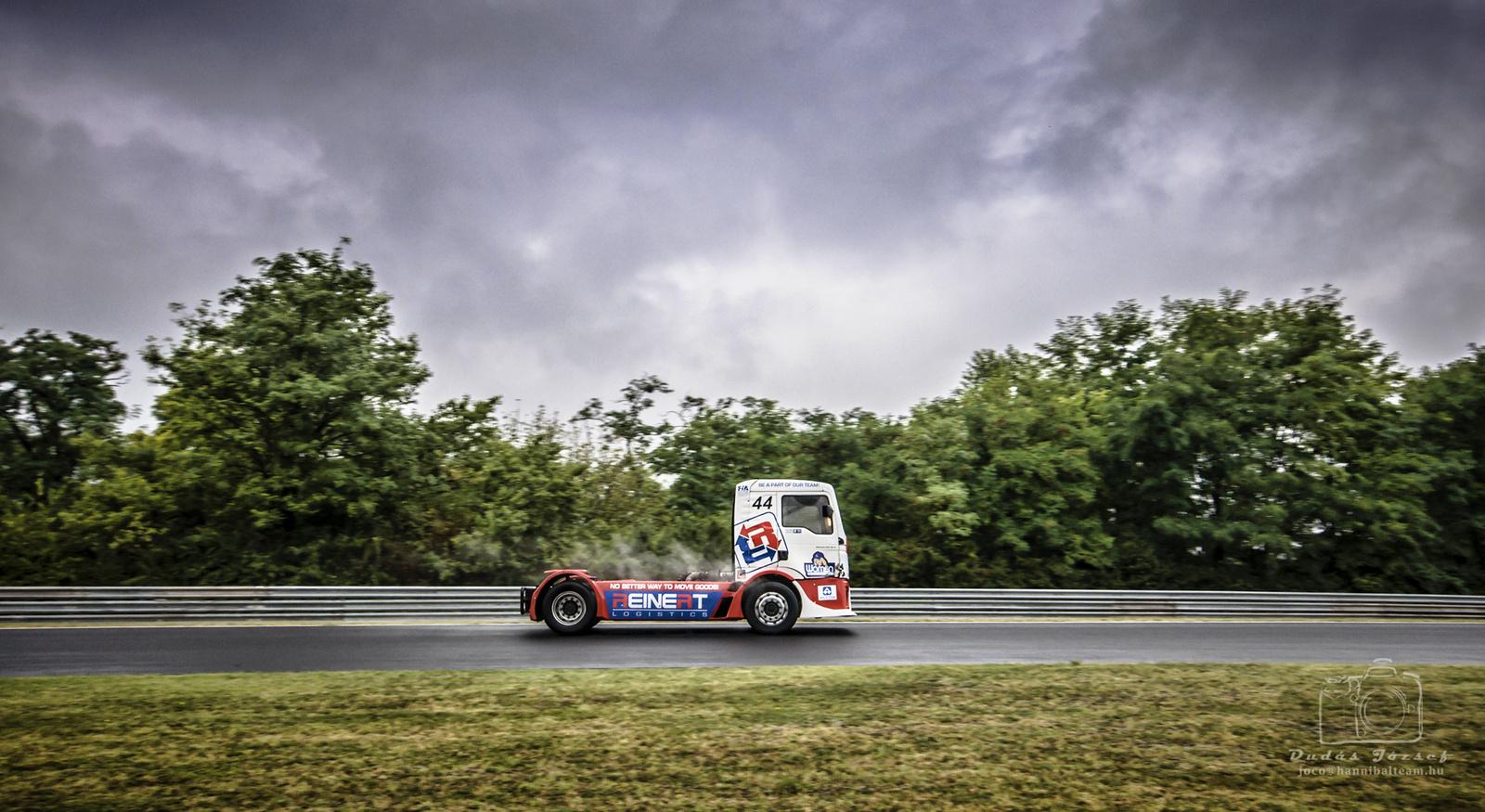 Shell Hungary Truckfest 12