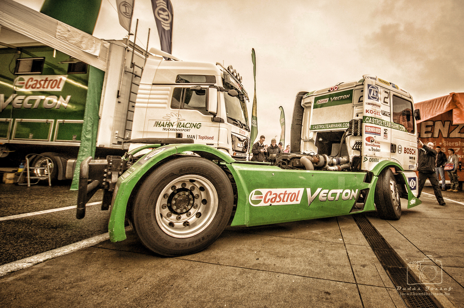 Shell Hungary Truckfest 10