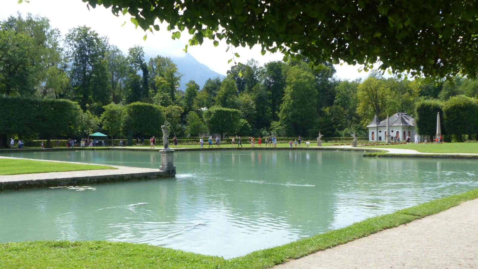 Salzburg, Hellbrunn, SzG3