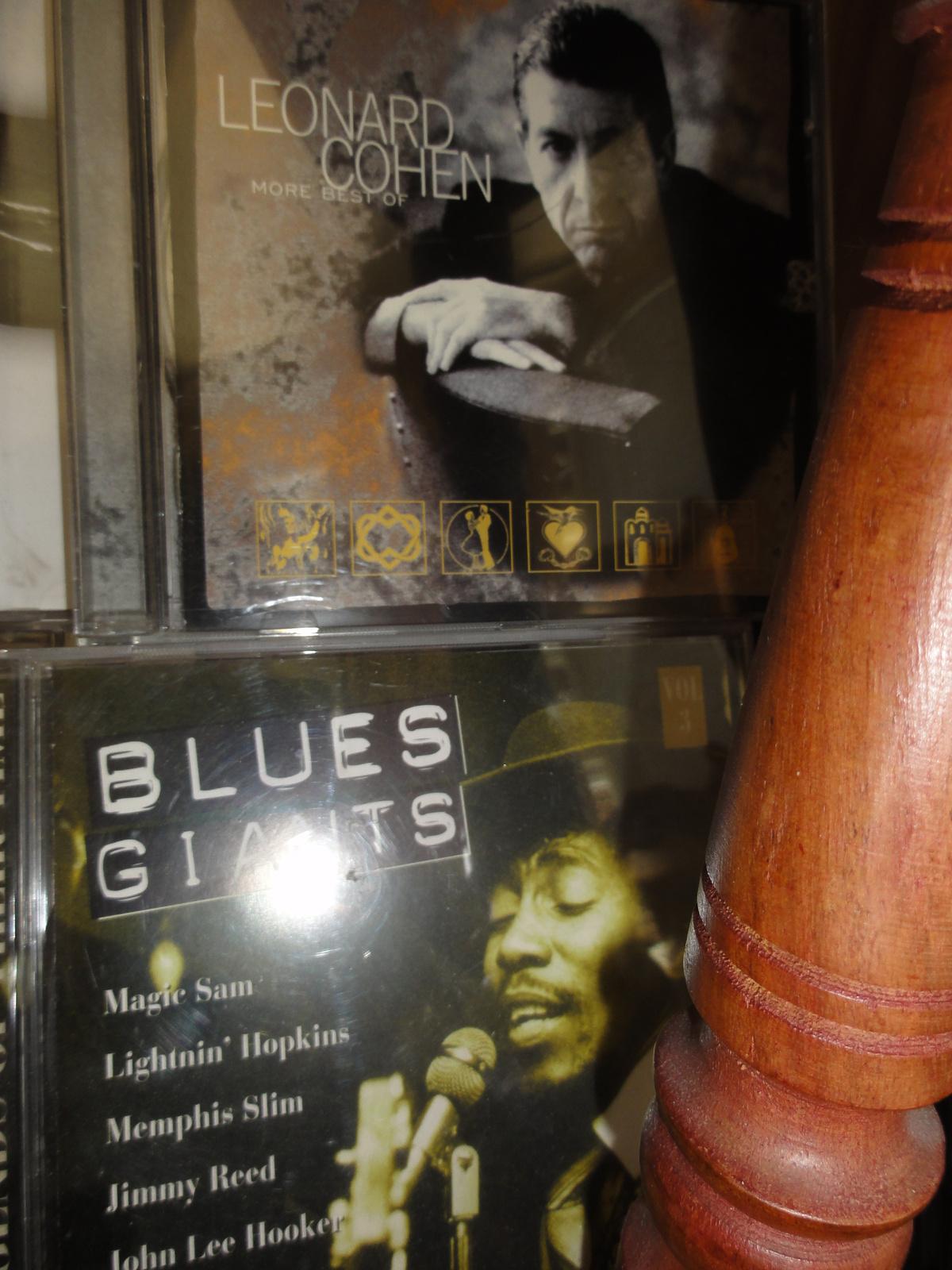 Leonard Cohen és a Blues mindörökké....