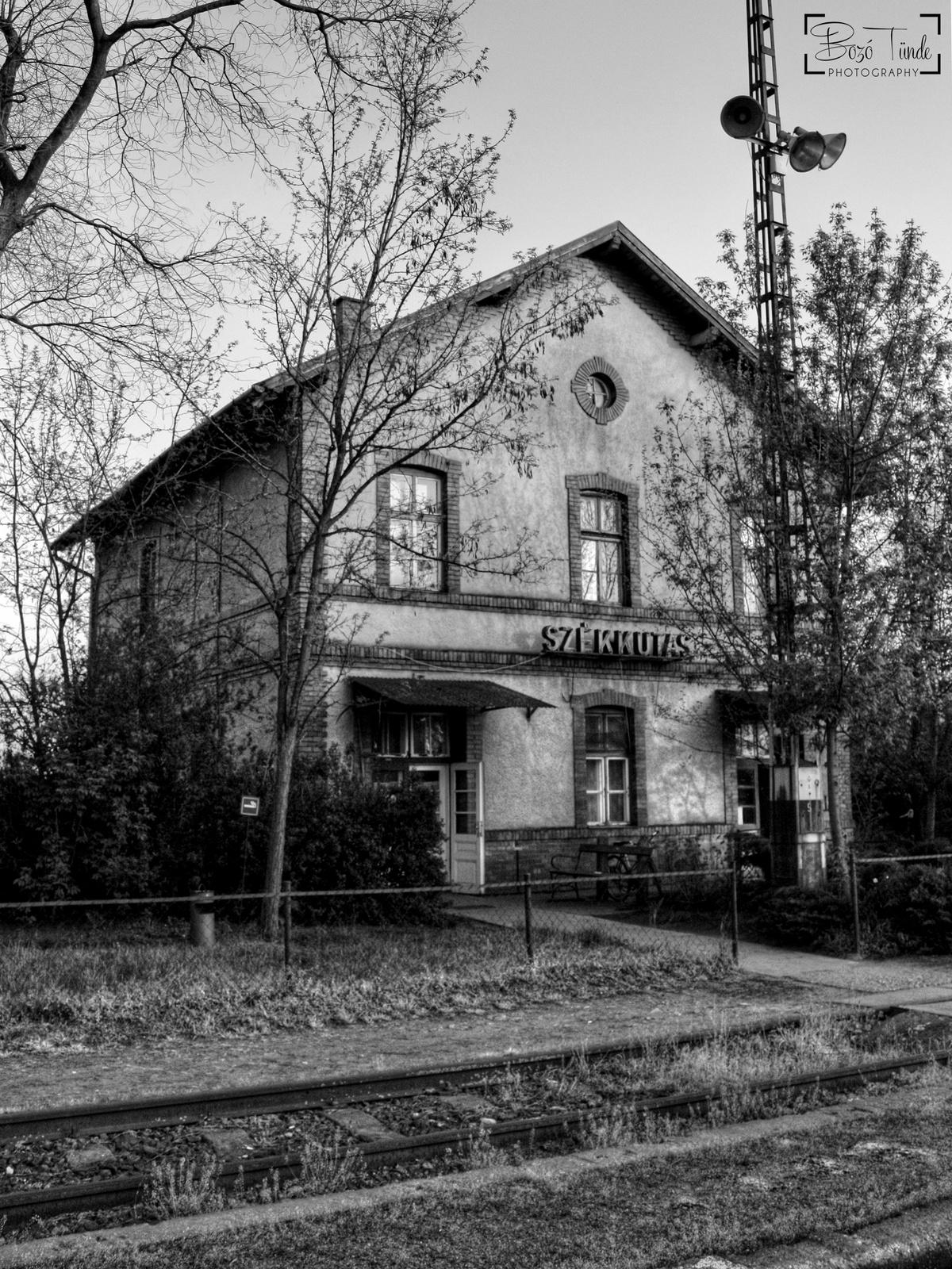 Hírös vasútállomás