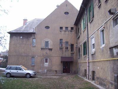 MÁV-telepi lakóház