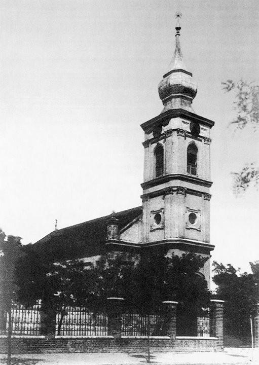 Régi református templom