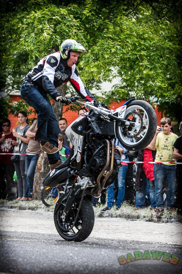 Szeged Motor Street Fighter 2014