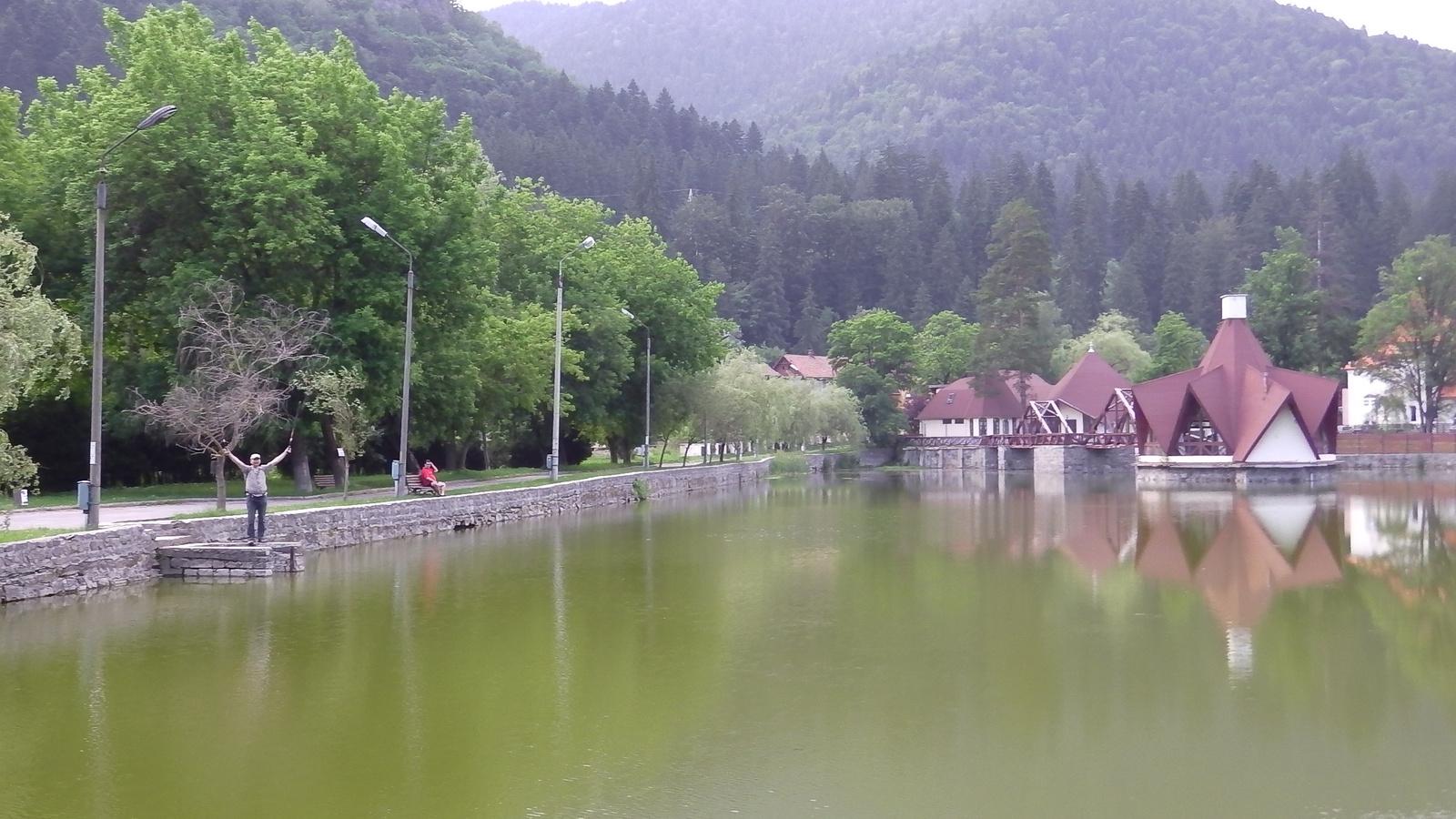 Csukás-tó /Tusnádfürdő/