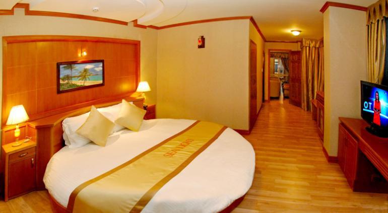 Sea Light Hotel in Rach Gia