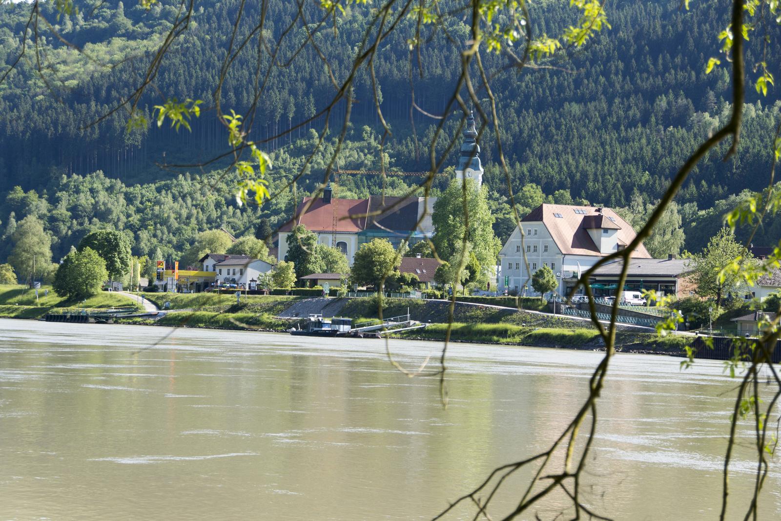 Passau-Bécs