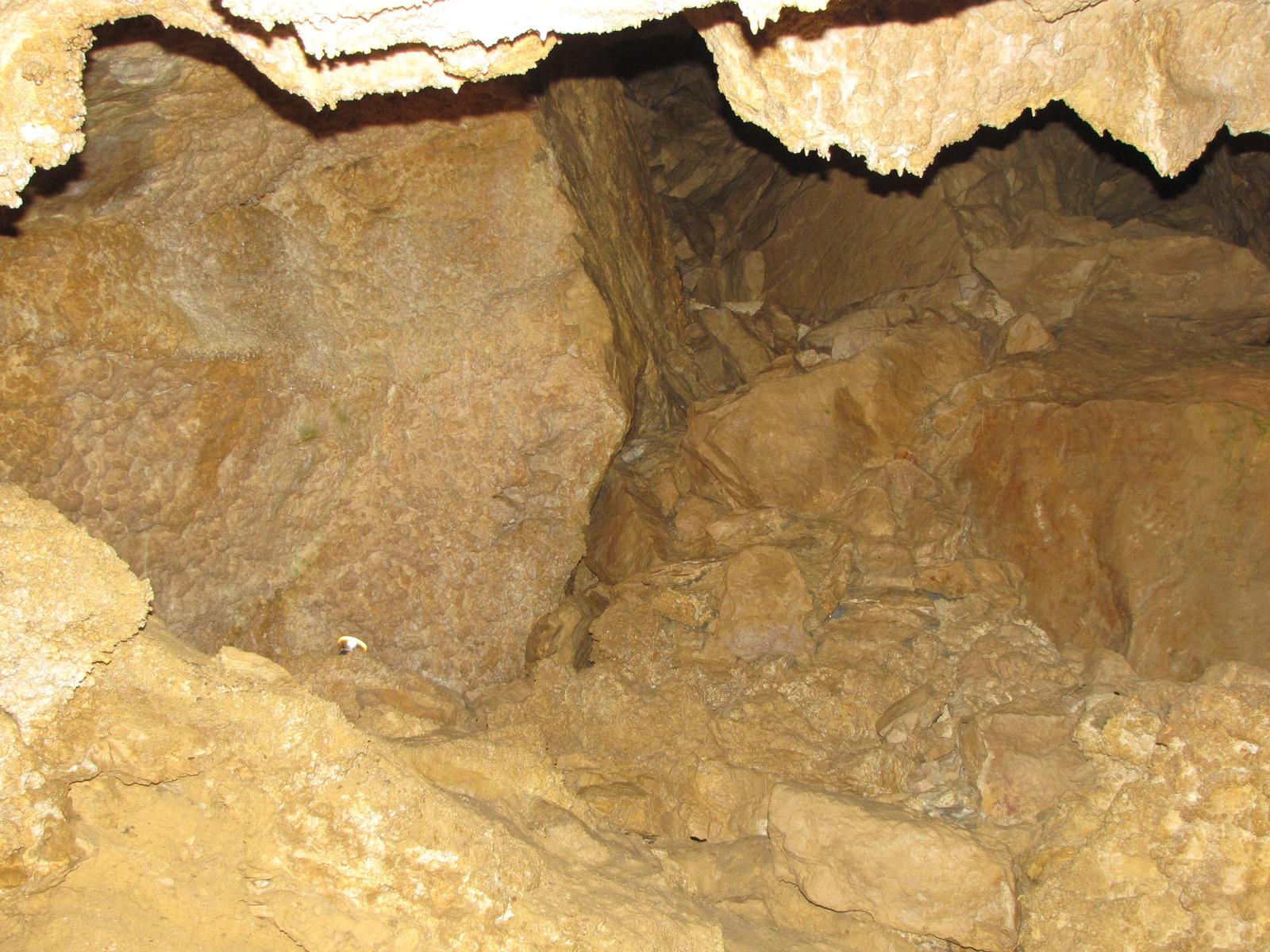 Budapest, a Szemlőhegyi barlang, SzG3