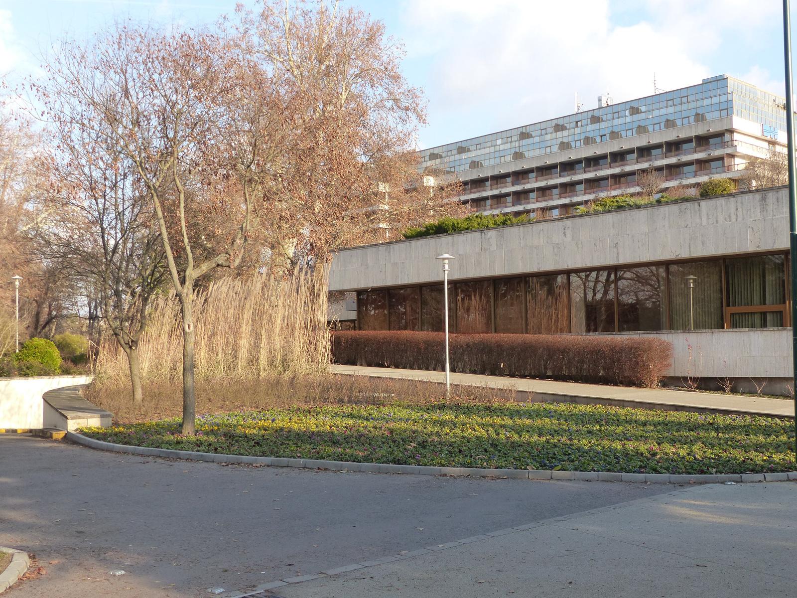 Budapest, Margitsziget, SzG3