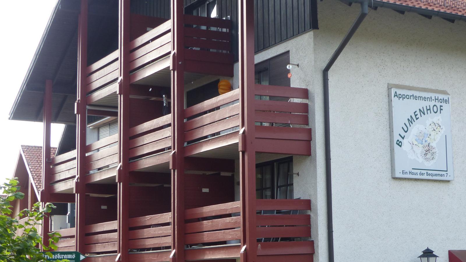 Bad Griesbach, Hotel Blumenhof, SzG3