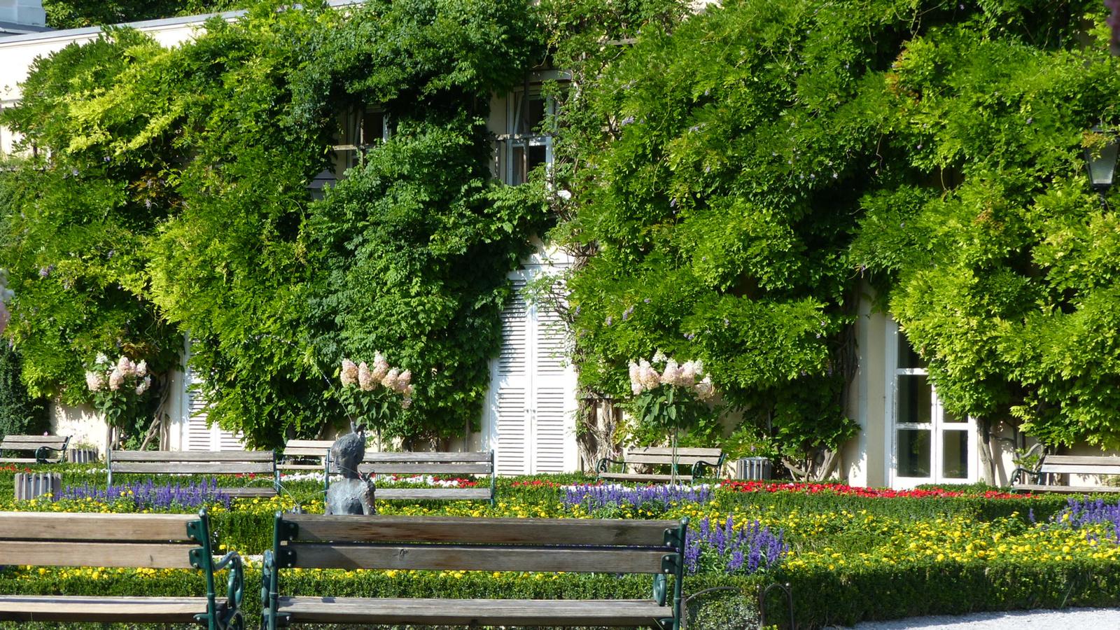 Salzburg, Mirabell-kert, SzG3