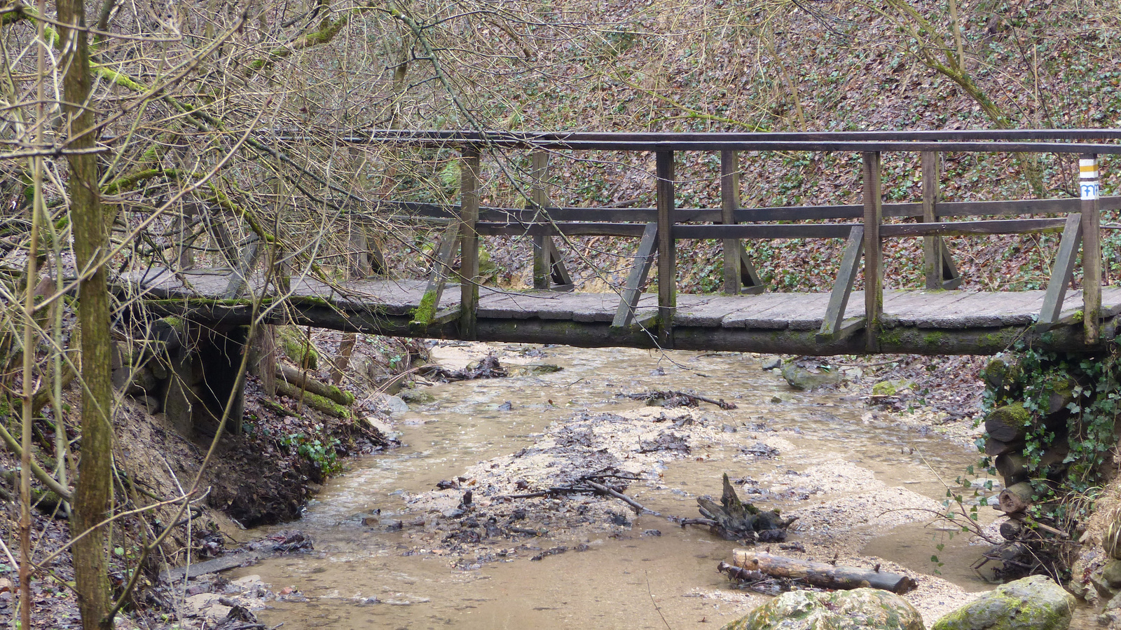 Solymár, a Paprika patak völgye, Rózsika sétány, SzG3