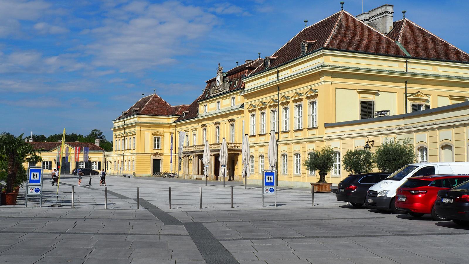 Laxenburg, Schloss Laxenburg, SzG3