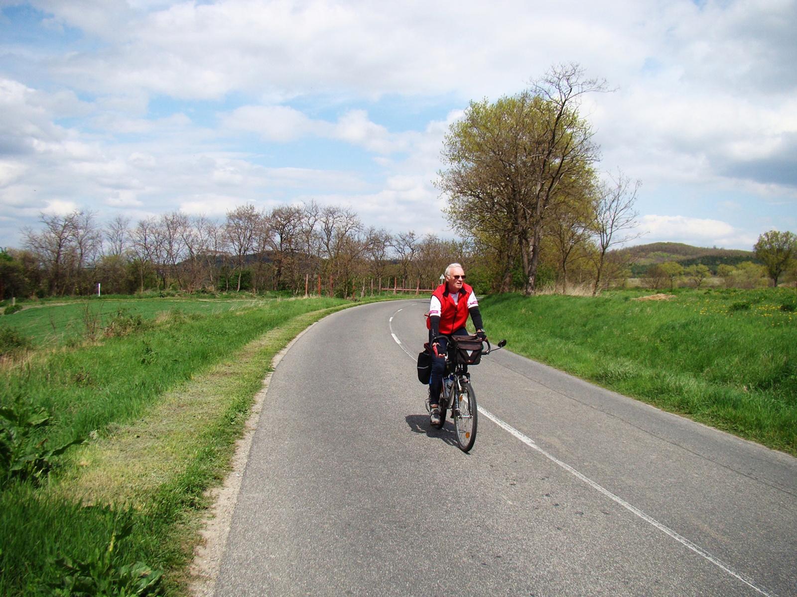 2012 április Győr-Pannonhalma-Győr bringatúra (77)