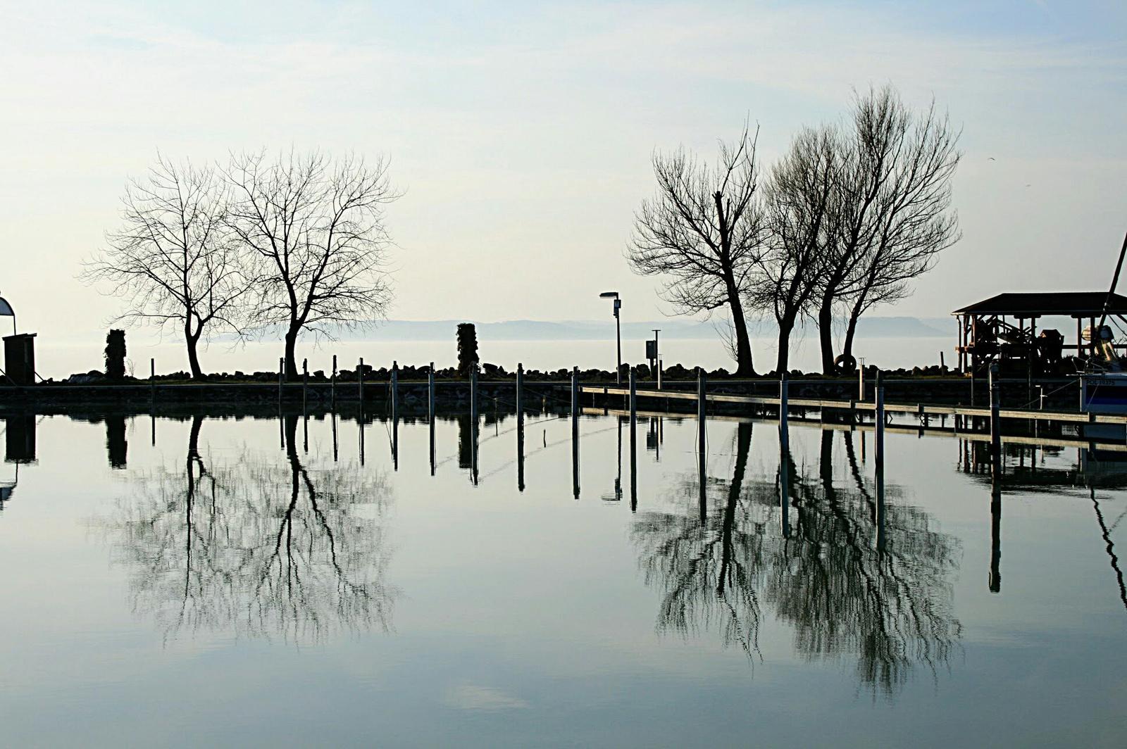 Balaton-tükör