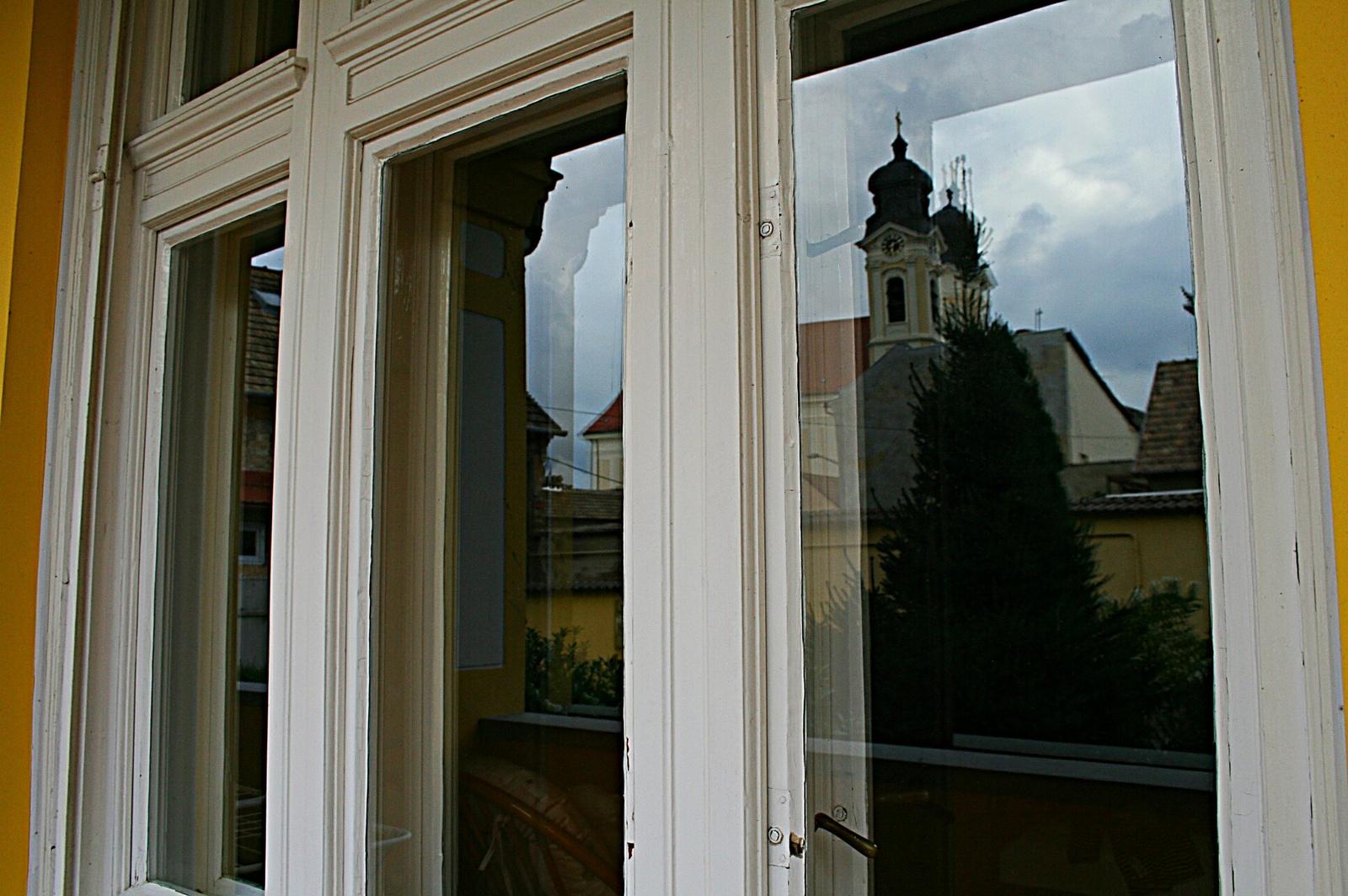 Templom-tükör