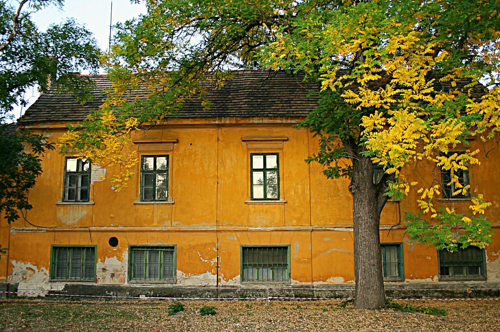 Kastély ablakok
