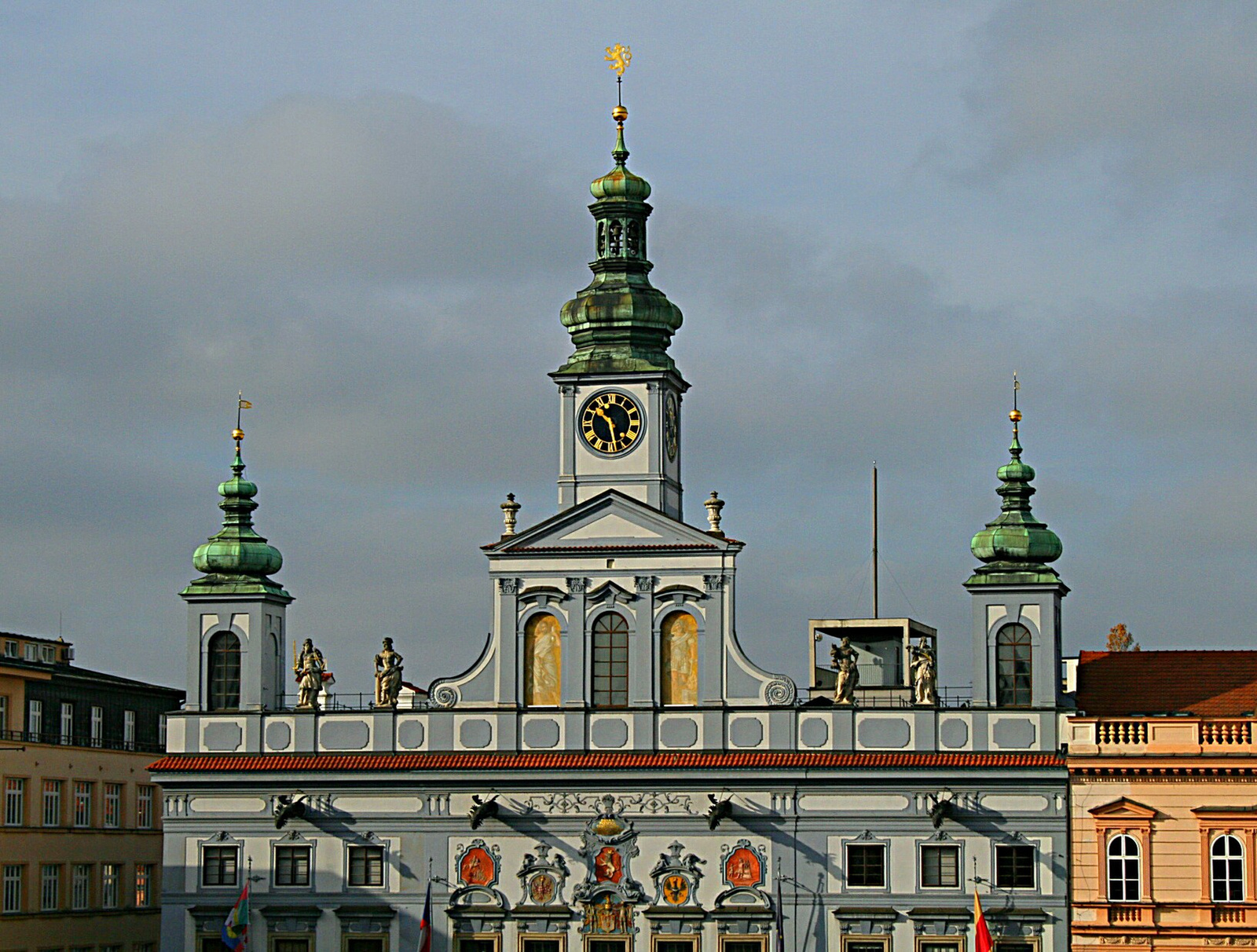 Sárkányos városháza