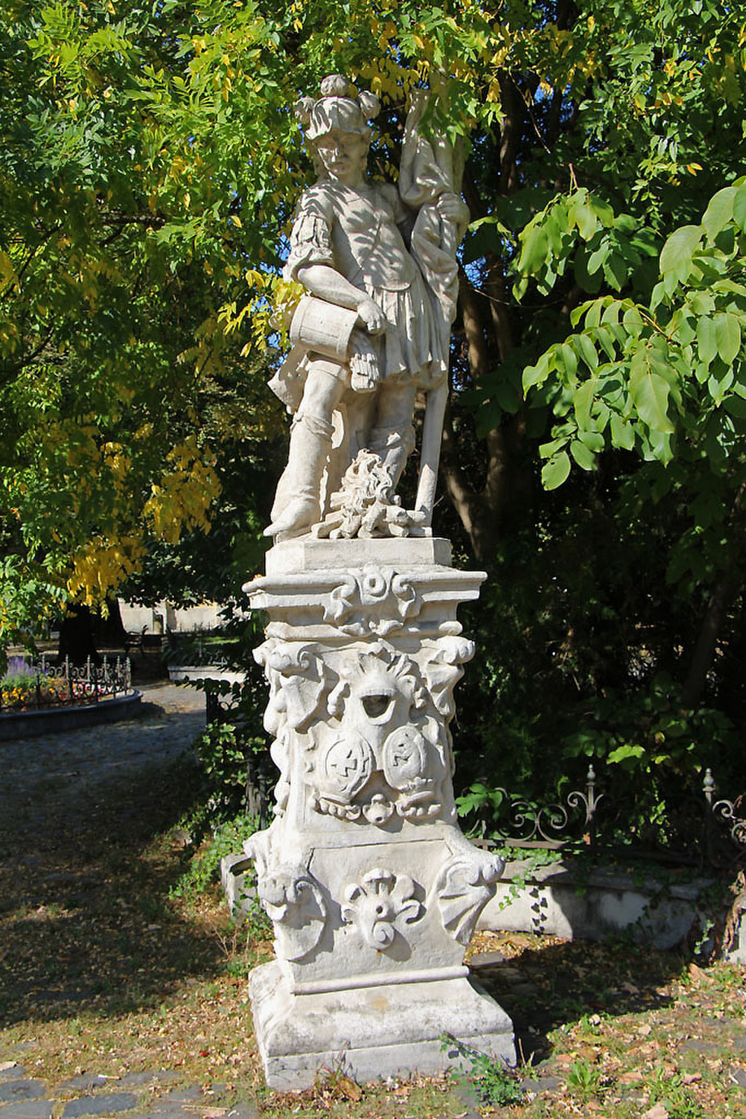 Szent Flórián - III Óbuda u 2