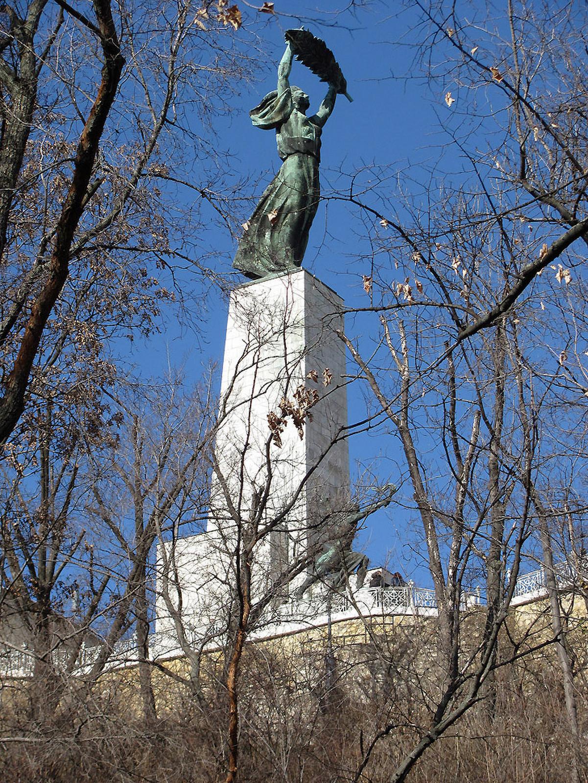 Szabadság-szobor - Gellérthegy