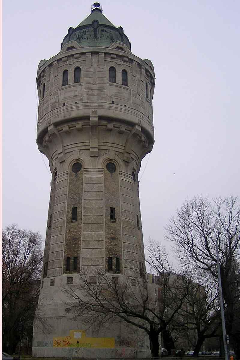 Újpesti Víztorony