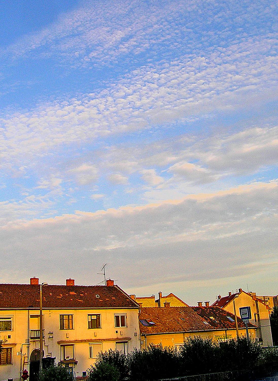 felhők játéka