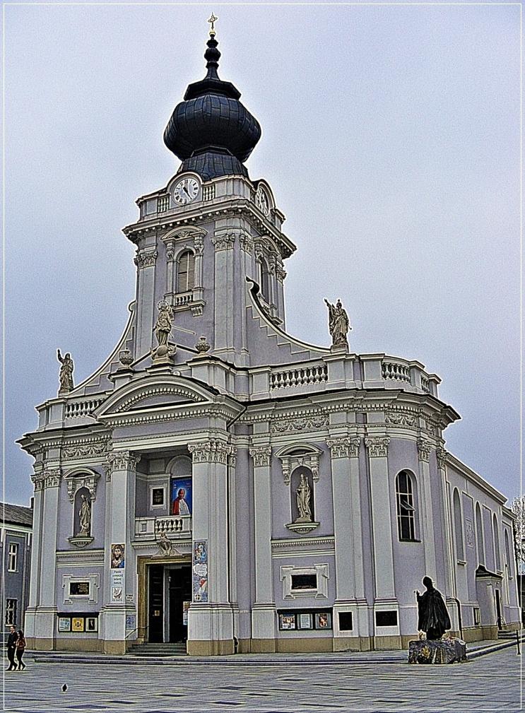 Szűz Mária Bemutatásának Bazilikája