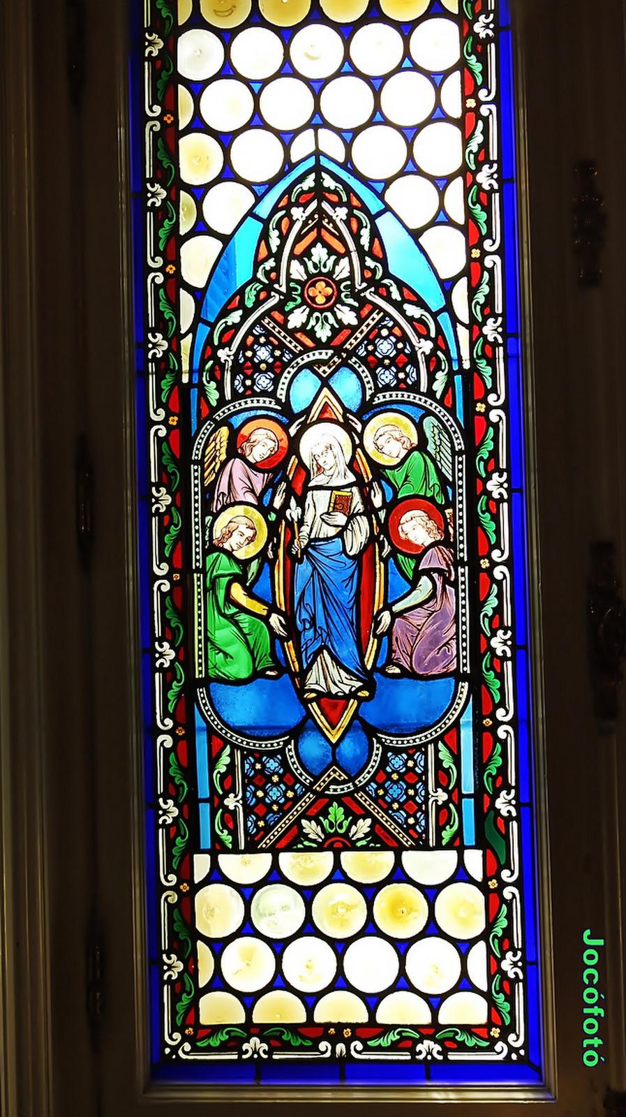 Ólomüveg ablak 1412