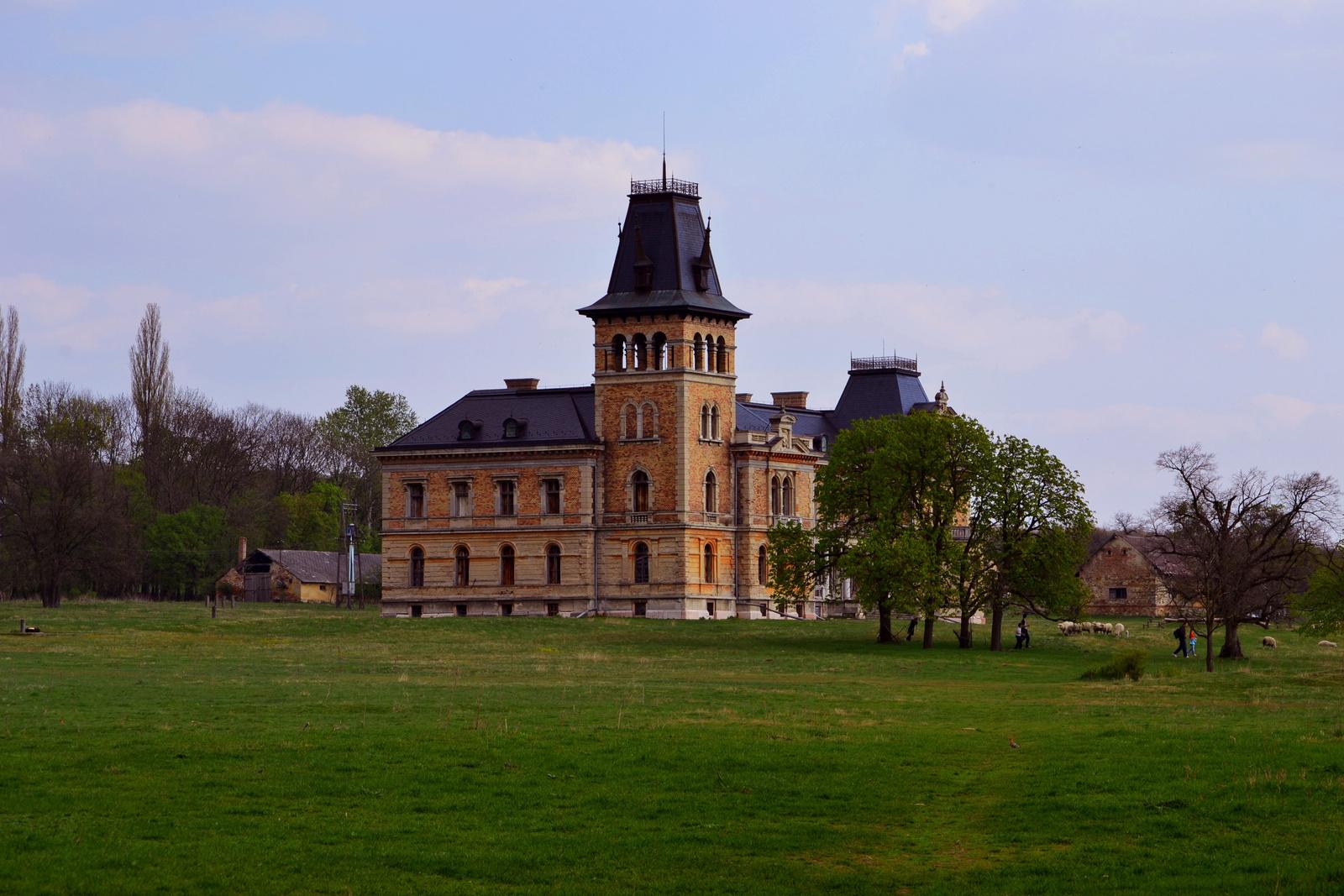 Kégl kastély