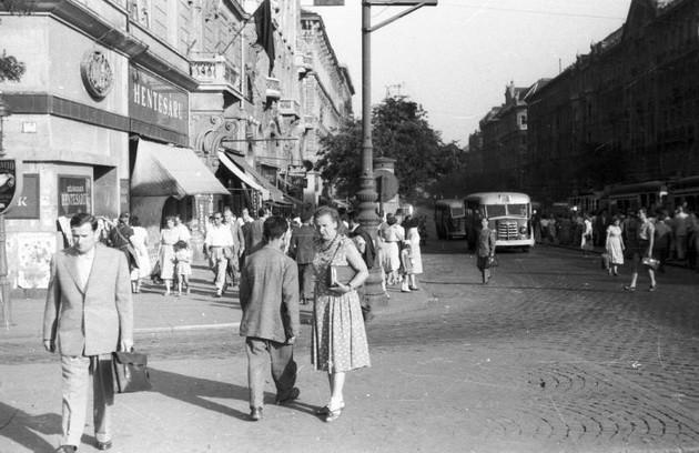 JaszaiMariTer-1950esEvek-fortepan.hu-44054