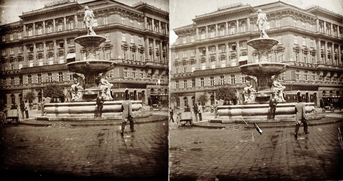 KalvinTer-1894-fortepan.hu-93405