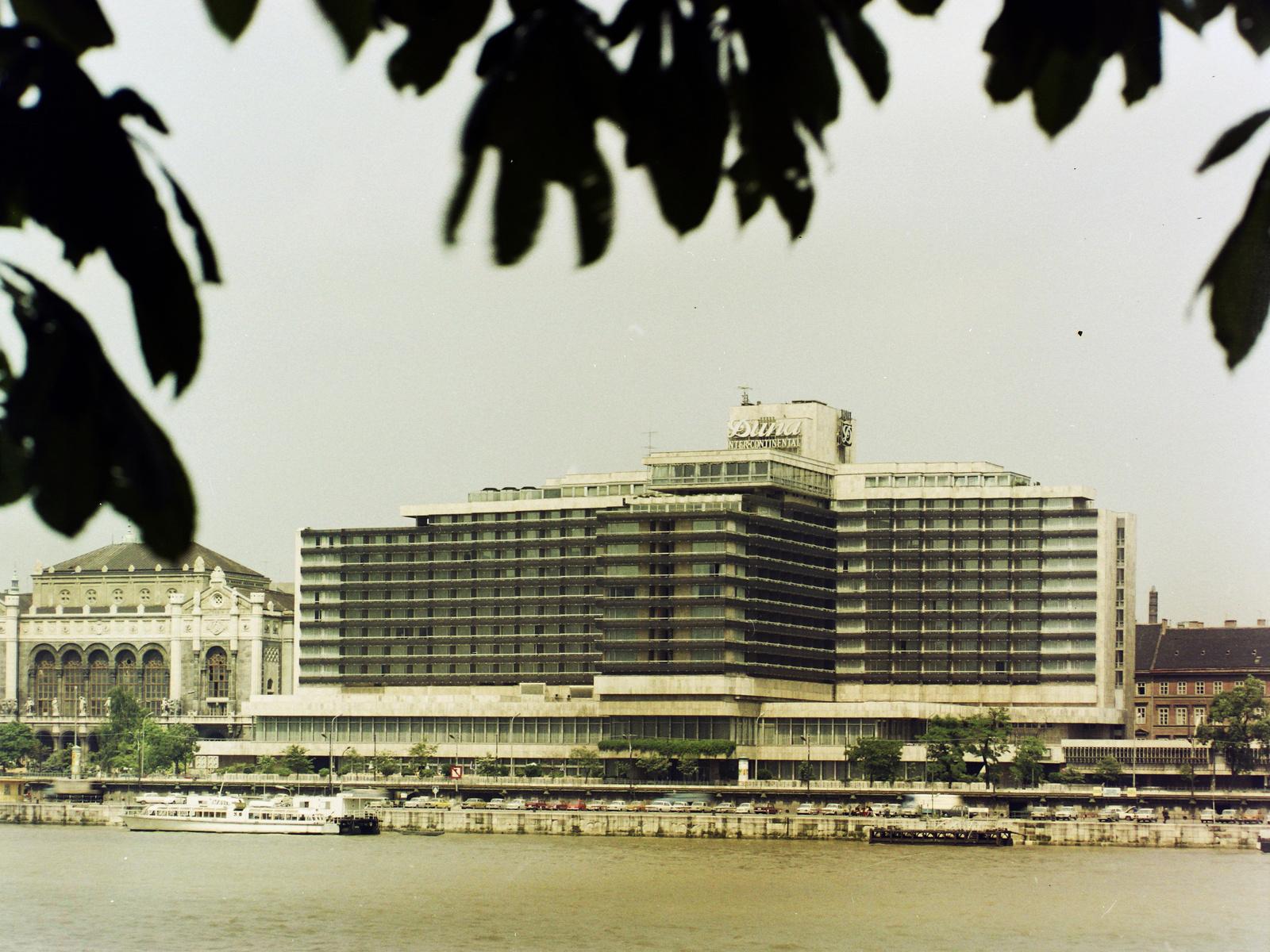Intercontinental-Marriott-1970esEvek-fortepan.hu-84826