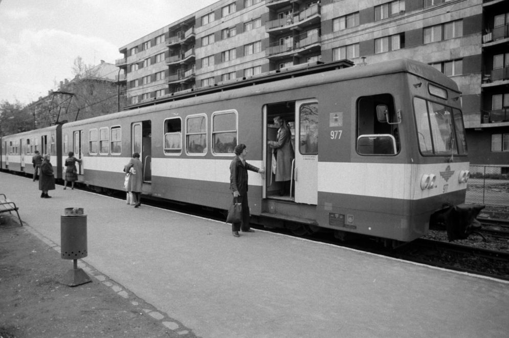 HEV-Szentendre-1981Korul-fortepan.hu-174551
