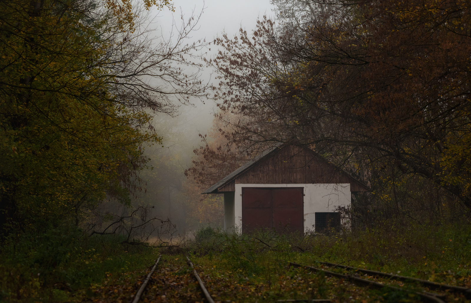 Elhagyott állomás