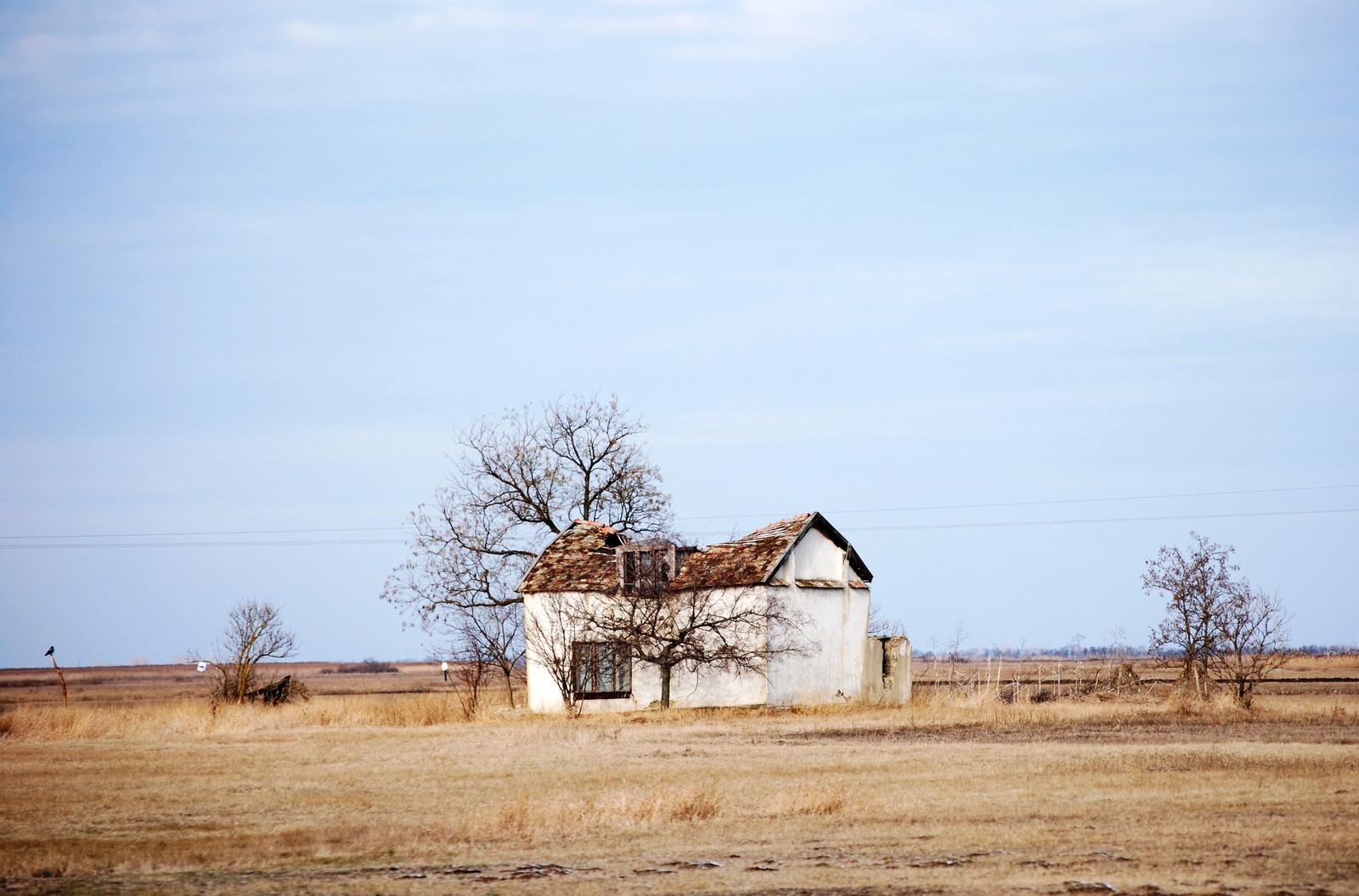 egy tanya