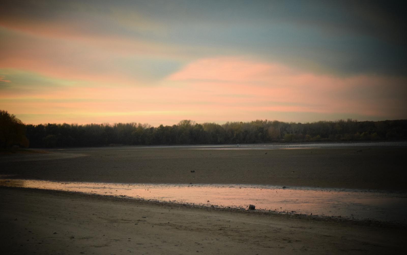 Napkelte az Öreg-tó felett 1