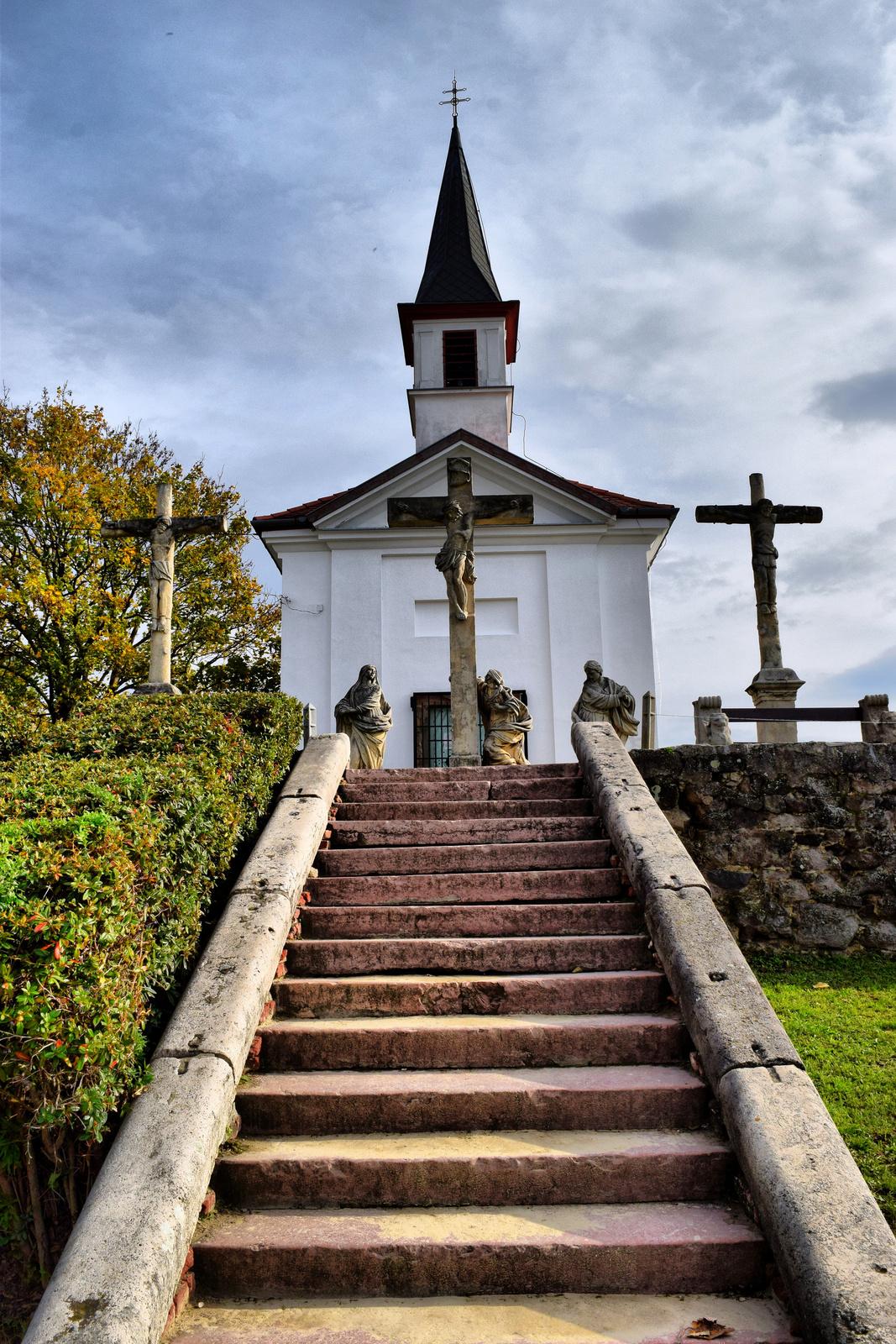 Szent Tamás hegyi kápolna