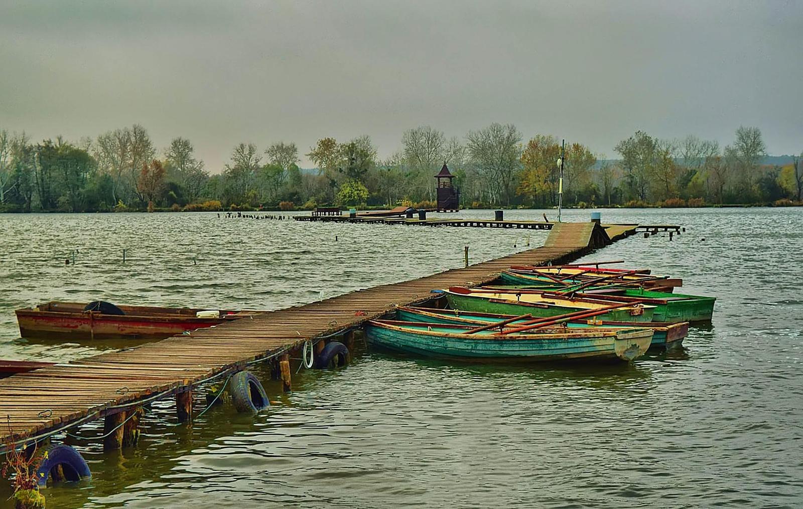 A Derítő-tónál