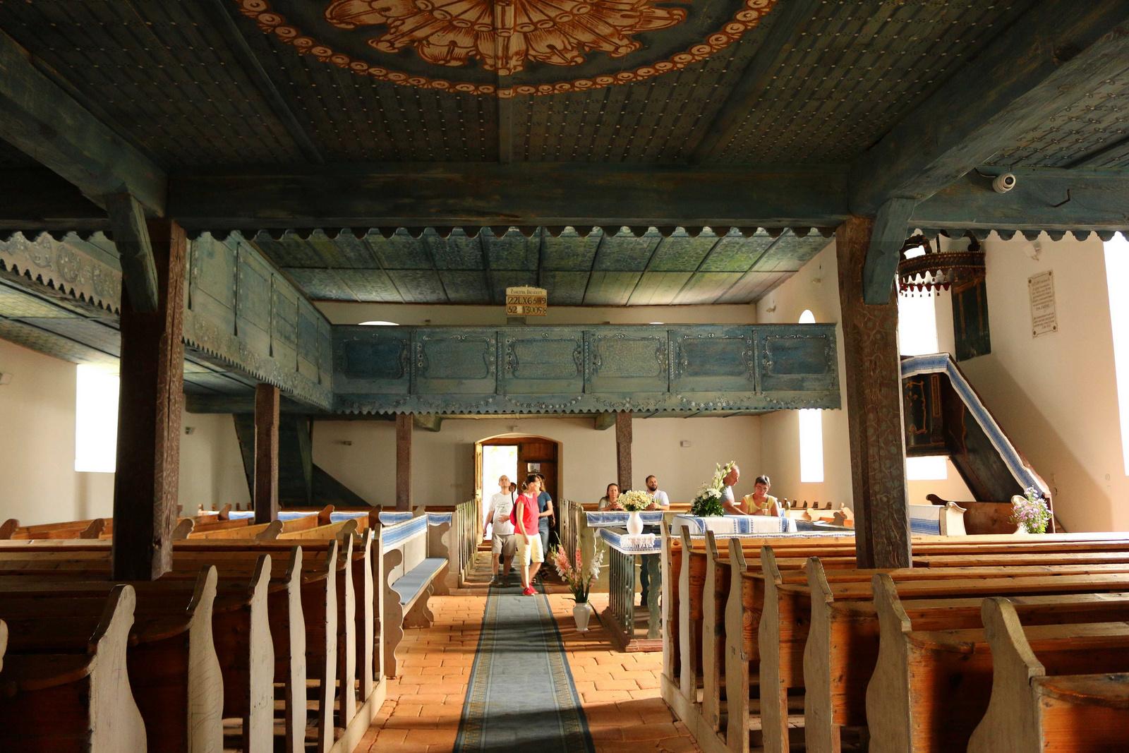Szentgyörgyvölgyi ref.templom