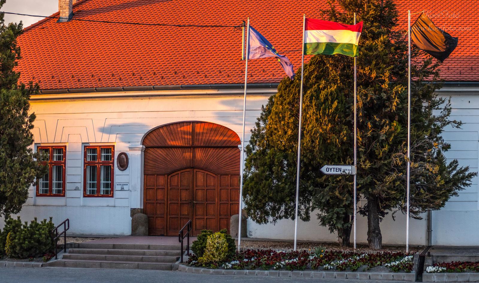 Dunapataji önkormányzati hivatal