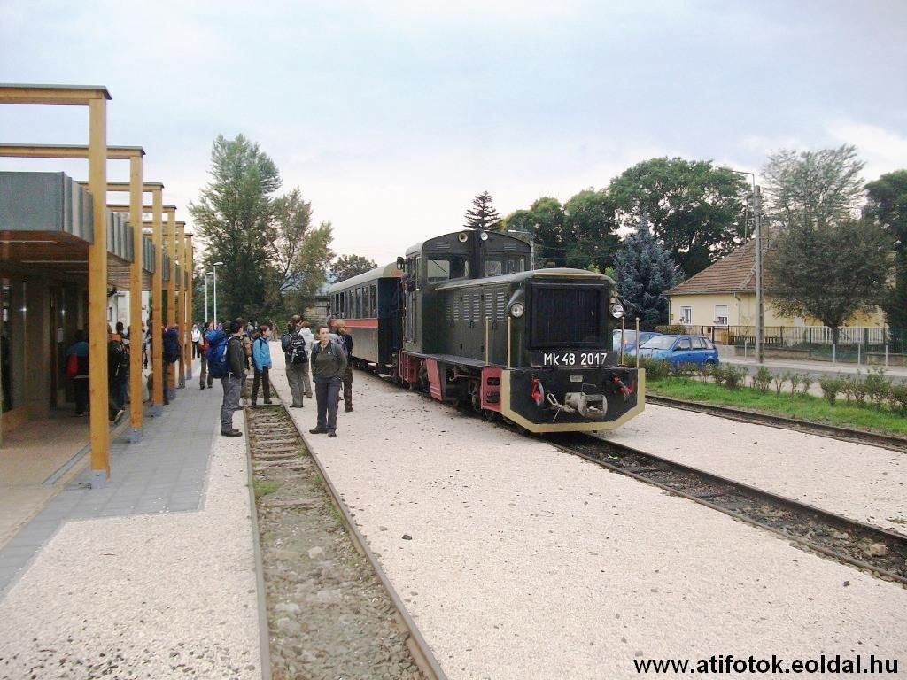 Új állomás és új festés 2010-ben