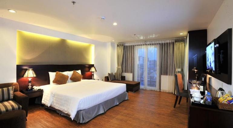Hanoi Legacy Hotel - Ngo Gach