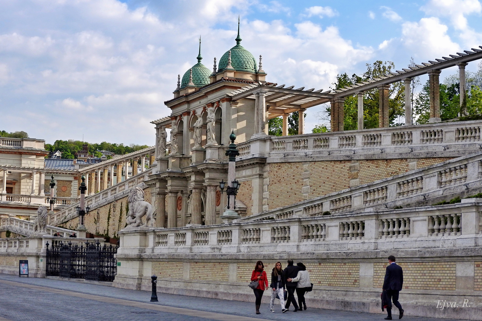Várkert Bazár Budapest