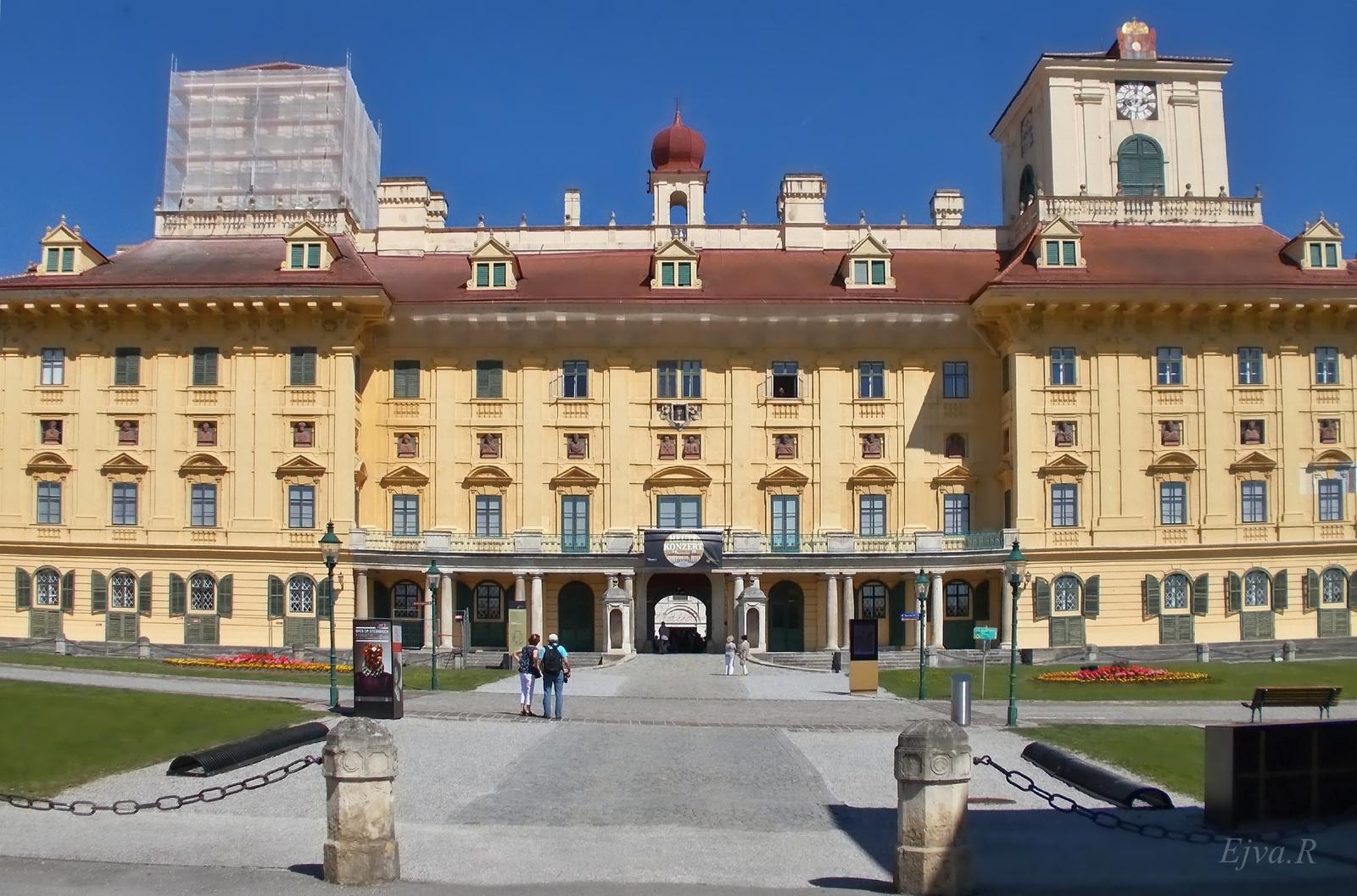 Esterházy kastély Eisenstadt
