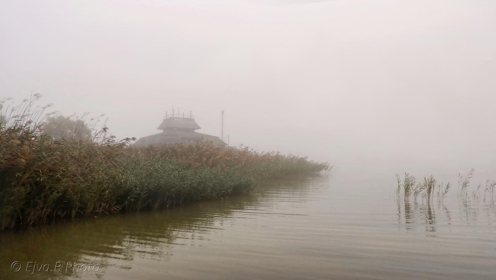 Köd Ősz Tó