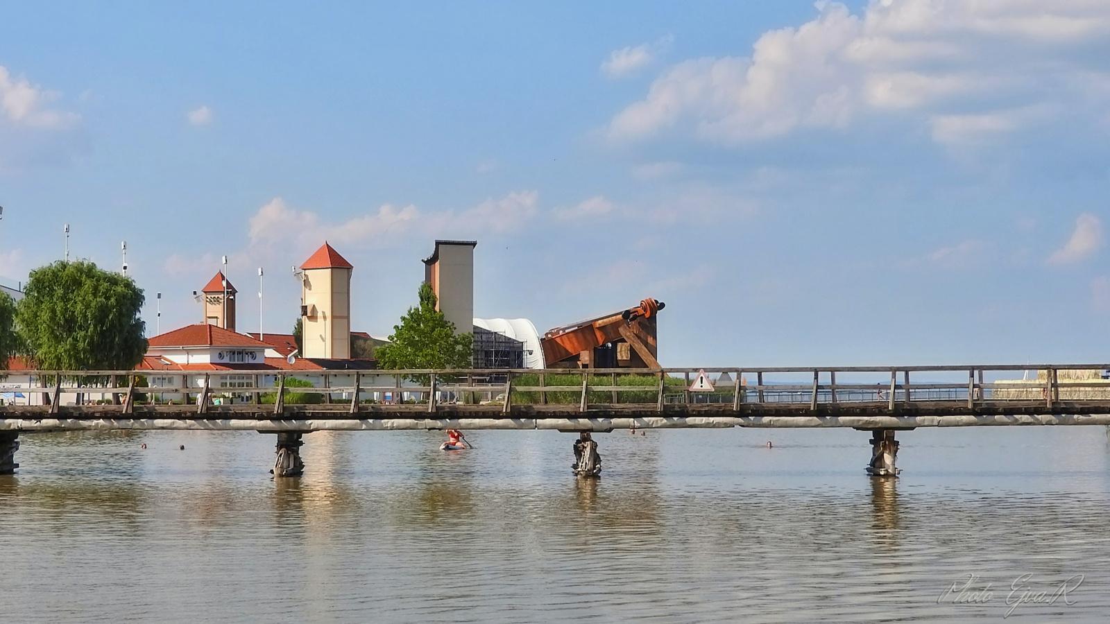 Mörbisch Vízi Színház