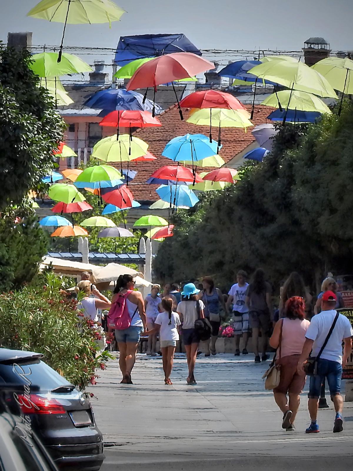 Balaton Utca Nyár