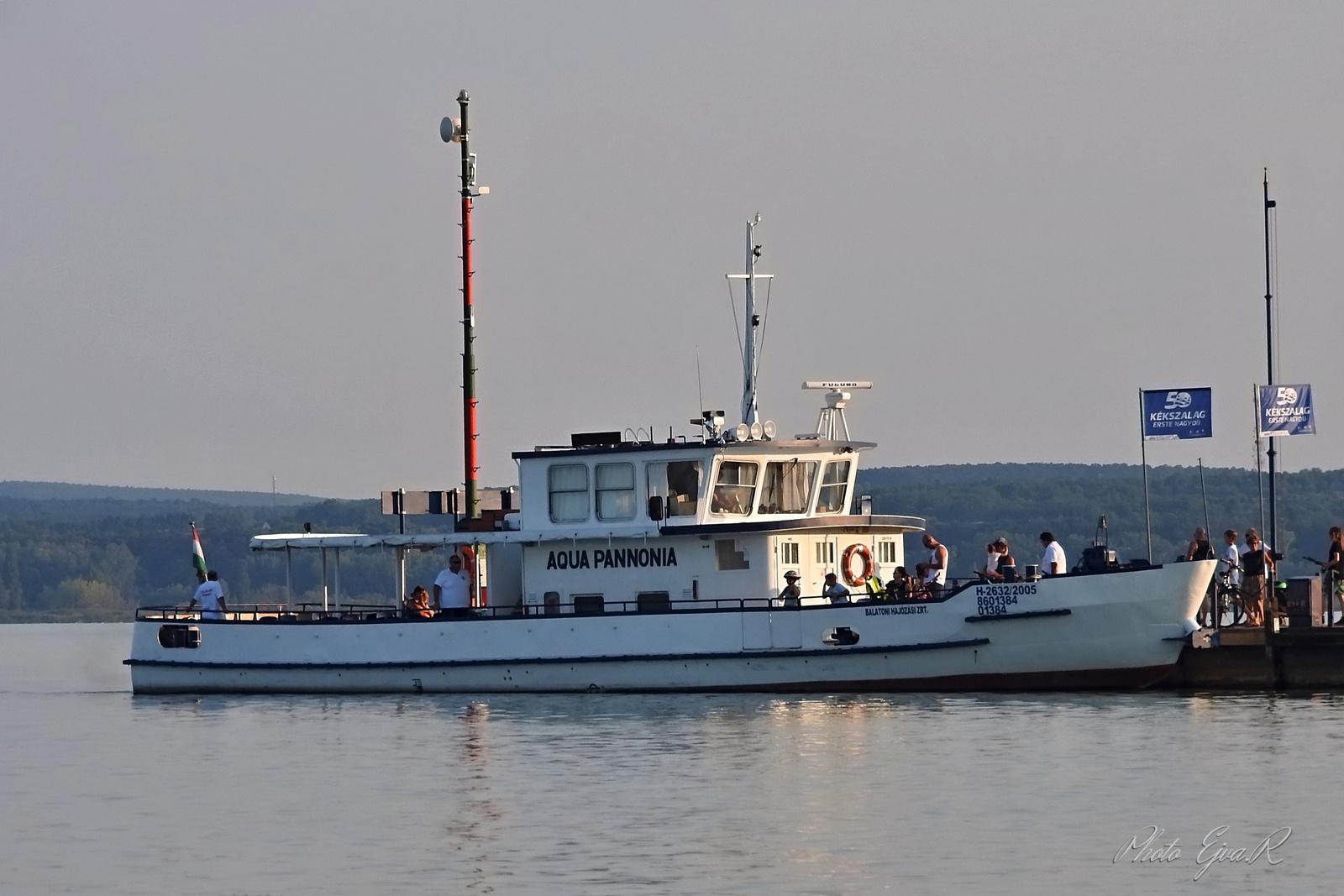 Balaton Nyár Hajó