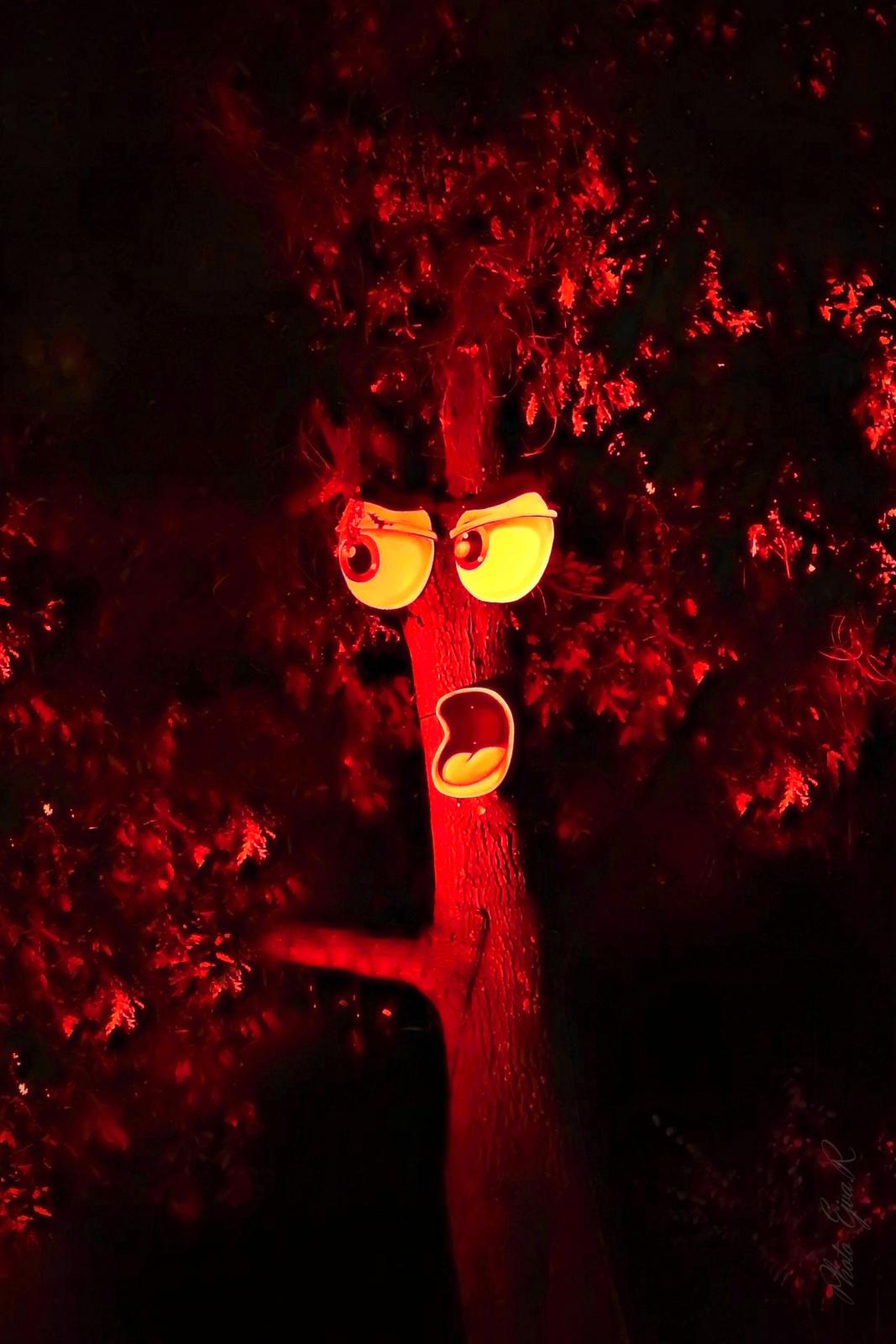 Halloween éjszakáján :D