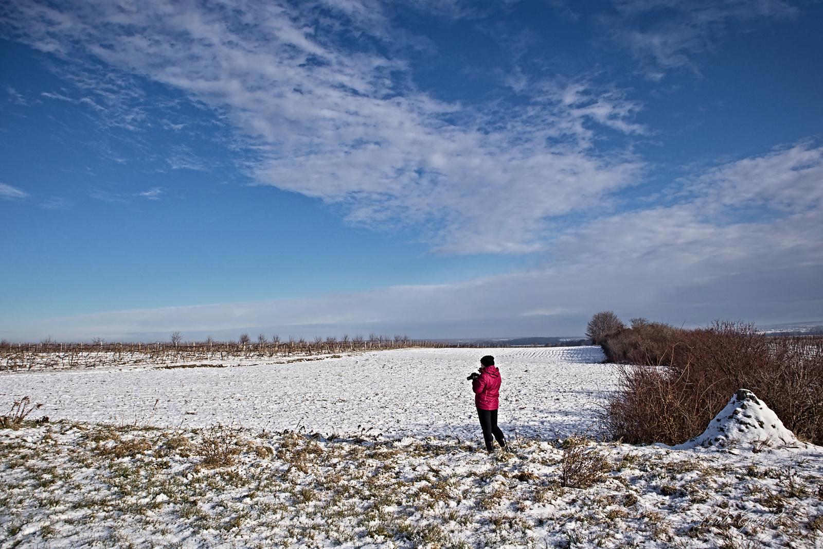 Tél Fotós Táj